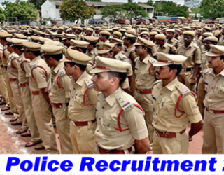 indian police recruitment